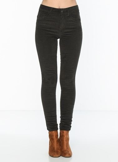 Lee Cooper Pantolon | Jamy - Skinny Yeşil